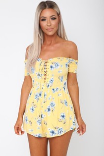 Counting Daisys Playsuit