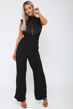 Abbie Jumpsuit in Black