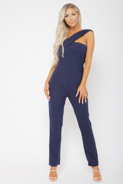 Zoo Navy Jumpsuit
