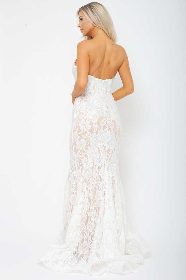 Jennifer Ivory Gown