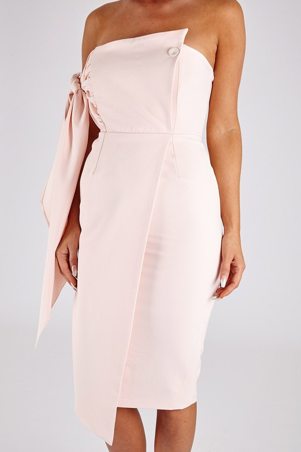 Bailey Dress in Blush