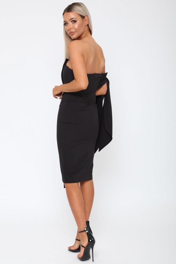 Bailey Dress in Black