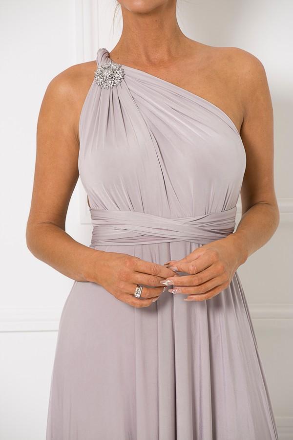 Charlotte Diamante Brooch
