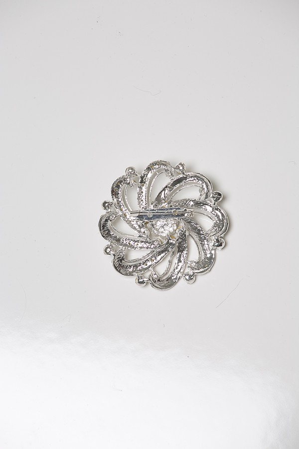 Diana Diamante Brooch