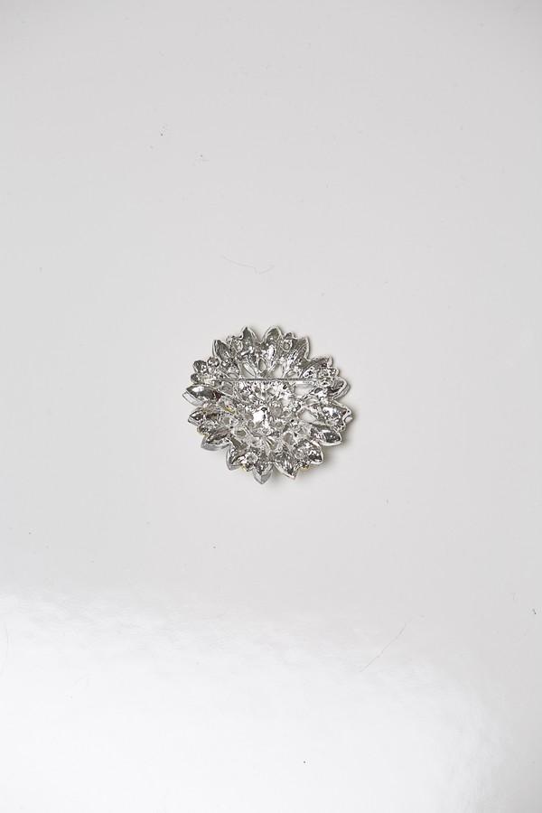 Daisy Diamante Brooch
