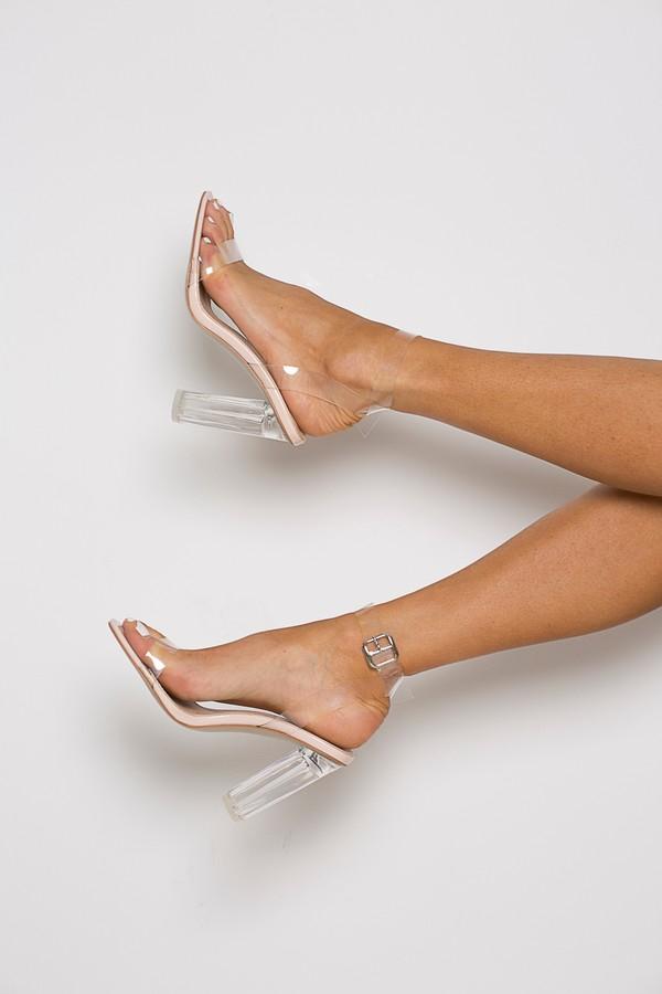 Kendal Heel in Nude