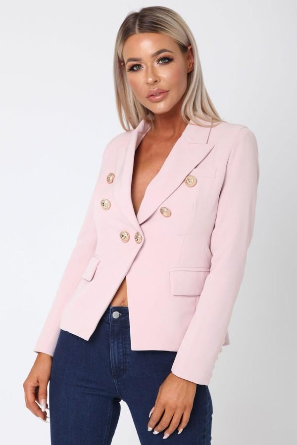 Oliver Blazer in Pink