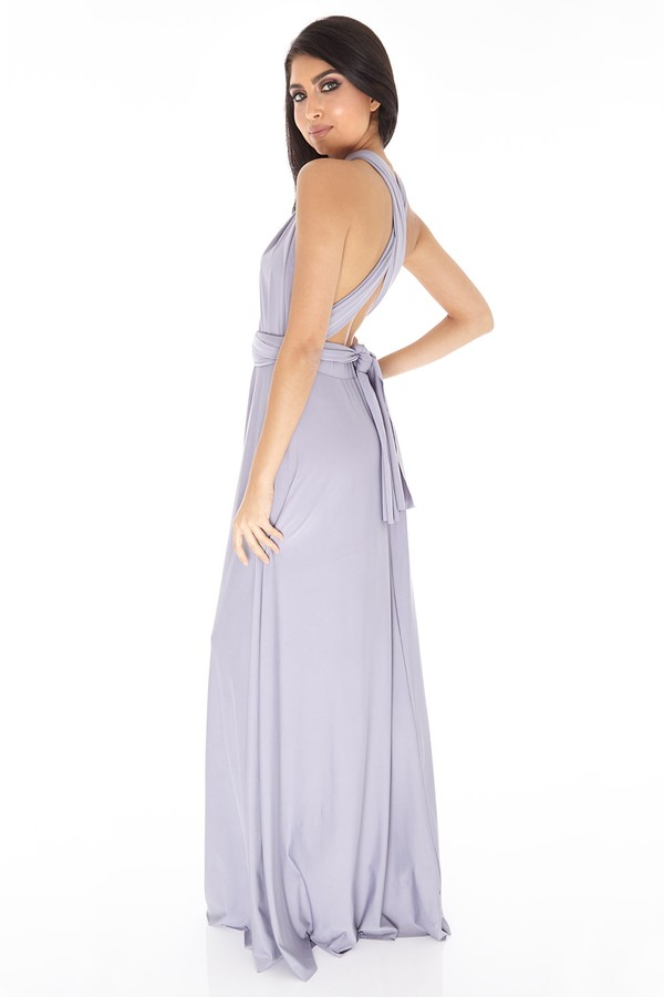 Multiway Dress in French Lavender