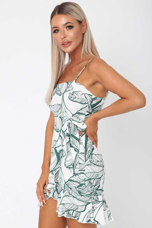 The Gathering Dress Green