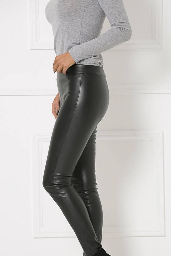 Tina Leather Look Leggings